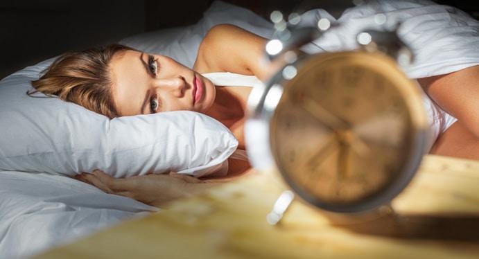 Les troubles du sommeil dans la maladie d'Alzheimer