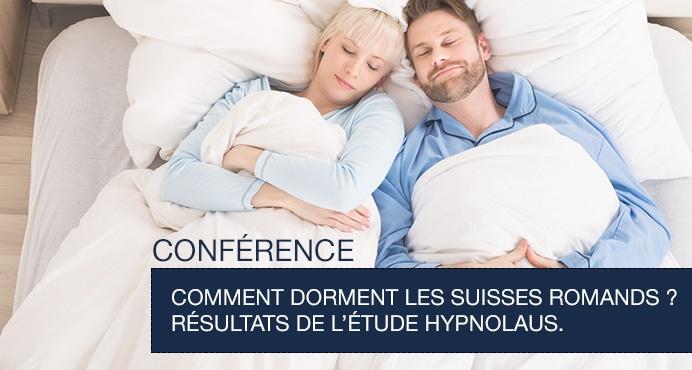 Conférence HypnoLaus